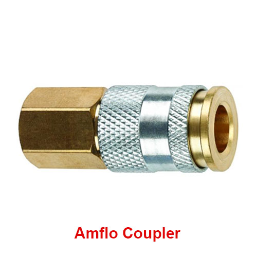 High Flow Quick Disconnect Amflo Coupler