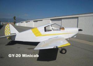 CAB GY 20 Minicab