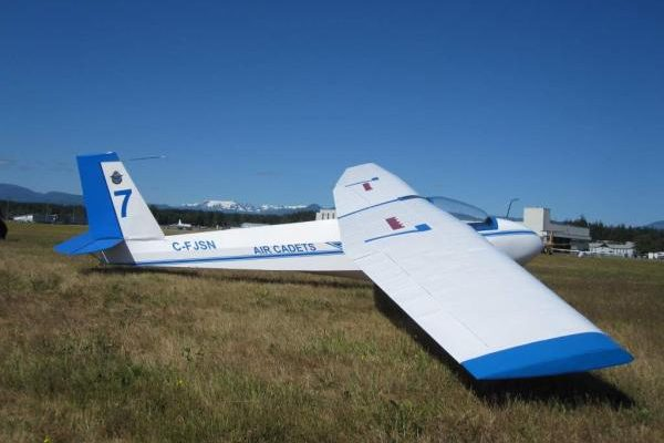 Canadian Air Cadets Glider