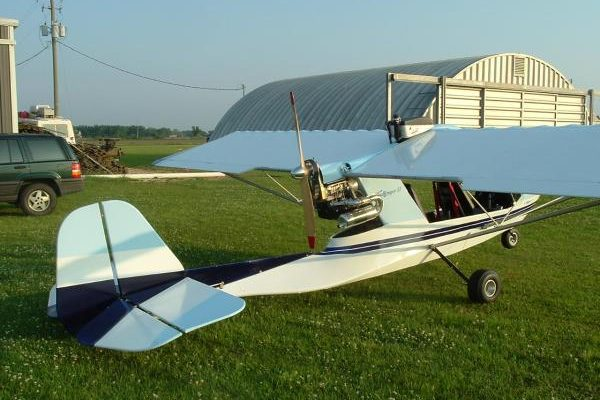 Quad City Challenger 2 Ultralight