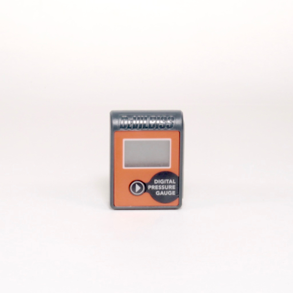 Devilbiss Digital Pressure Gauge