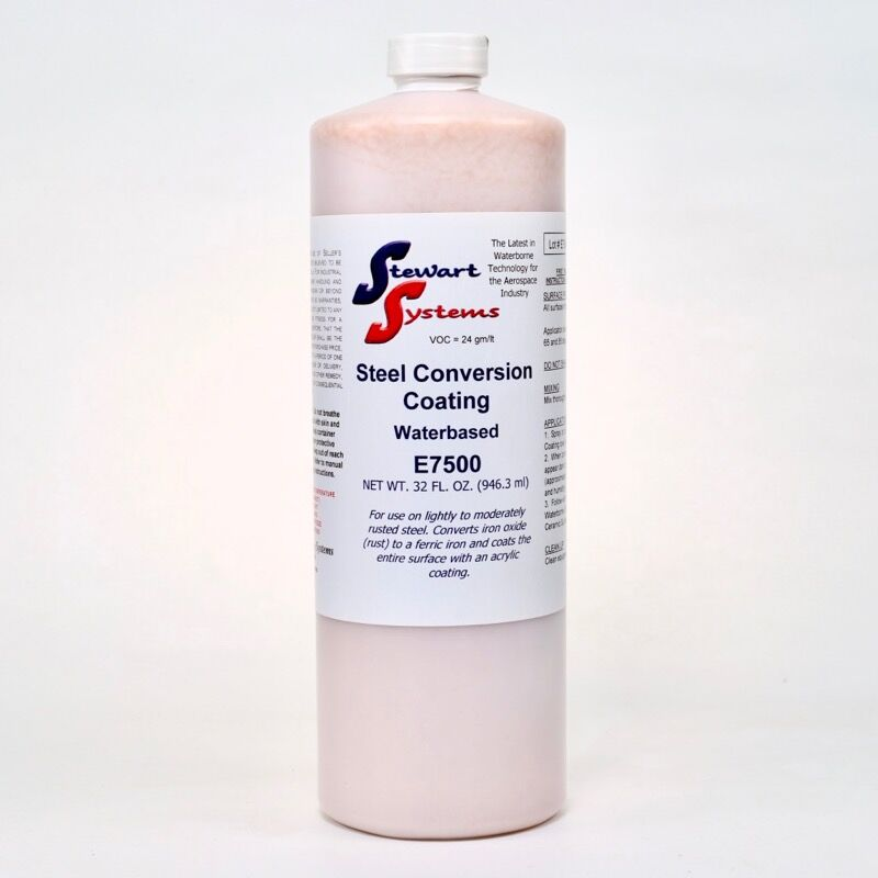 Steel Conversion Coating