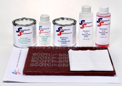 EkoCrylic Repair Kit