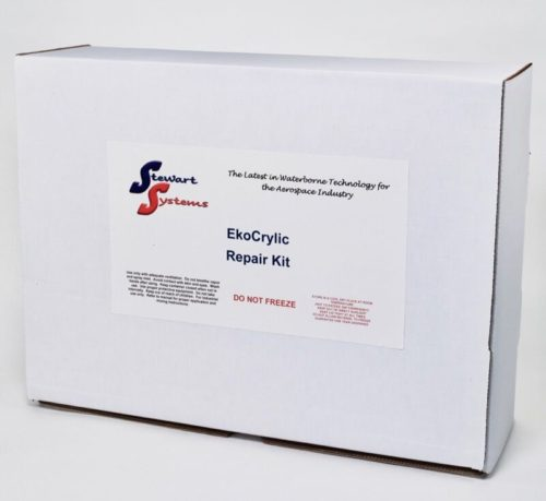 EkoCrylic Repair Kit Box