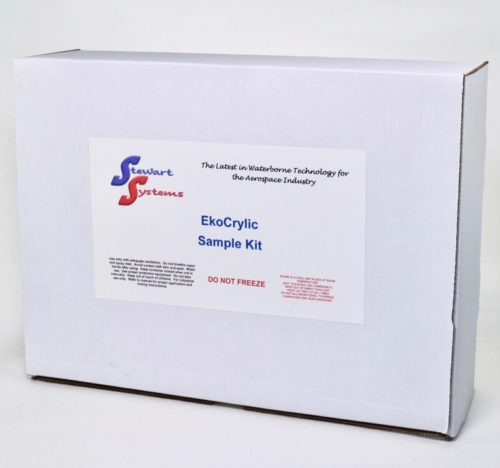 EkoCrylic Sample Kit Box
