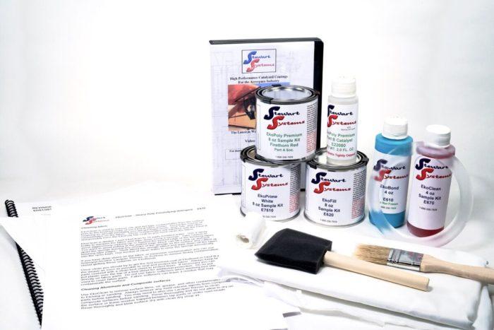 EkoPoly Premium Sample Kit