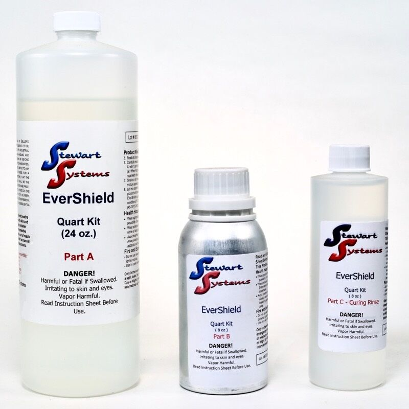 EverShield Kit Quart Kit