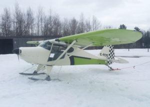 Experimental Wagabond by Michel Monette, Aero Aventure, Ontario, Canada