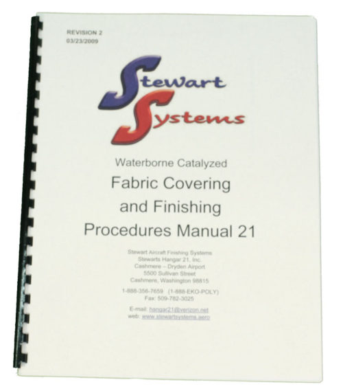 Stewart Systems Fabric Covering and Finishing Manual