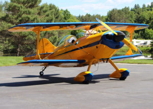 Pitts Biplane by Matt and Rich Kropp