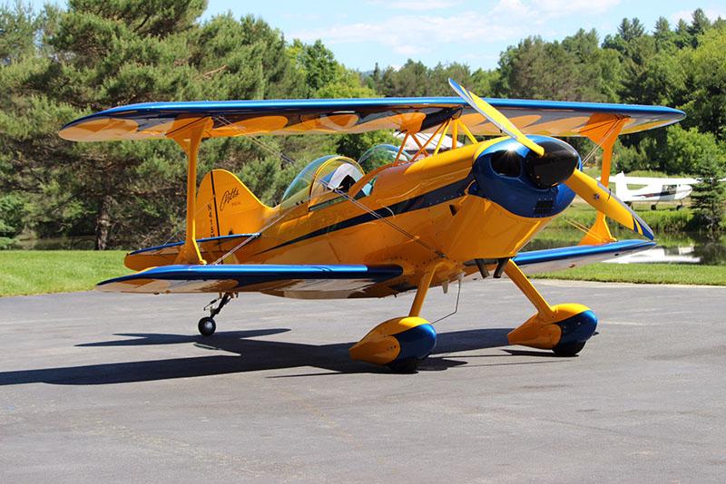 Pitts Biplane by Matt and Rich Kropp