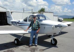 Piper PA 38 Tomahawk