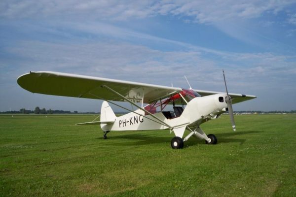 Piper Super Cub PA18, 150