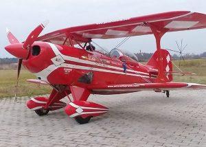 Pitt Biplane By Alexey Yablokov, Russia