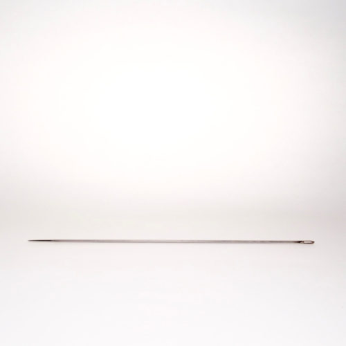 Rib Stitch Needle 12 - Straight