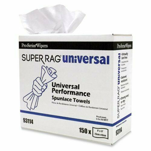 Super Rag Universal - Box of 150