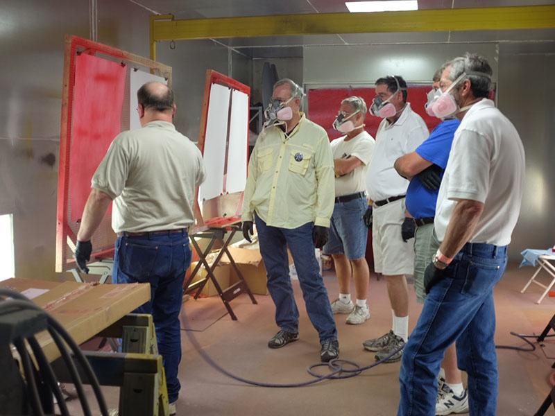 Stewart Systems Training